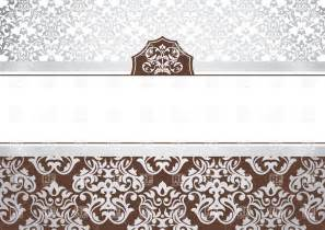 invitation card template with ornamental borders 37737 borders and frames royalty