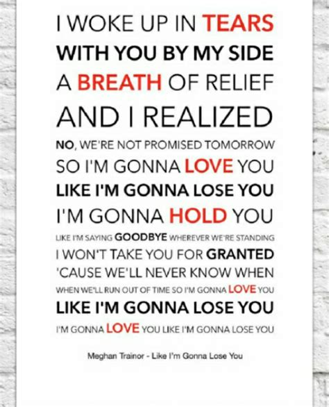 download mp3 free like i m gonna lose you like i m gonna lose you meghan trainor we heart it
