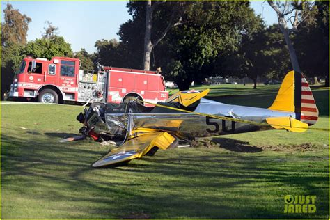 harrison ford plane crash harrison ford reports engine failure in plane crash
