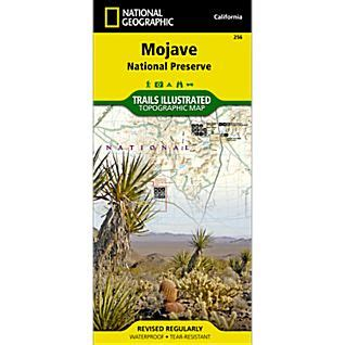 illustrated travels a record of discovery geography and adventure classic reprint books 256 mojave national preserve trail map national