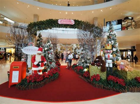 klang valley shopping malls with gorgeous christmas