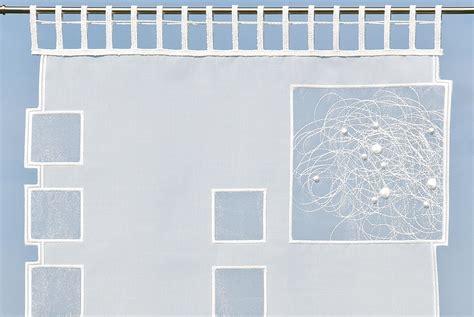 gardinen modern scheibengardinen modern plauener spitze kaufen