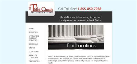 Third Circuit Court Search Third Circuit Vital Help Desk