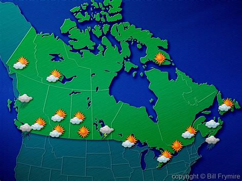 canada weather forecast map weather extremes cause conflict bill frymirebill frymire