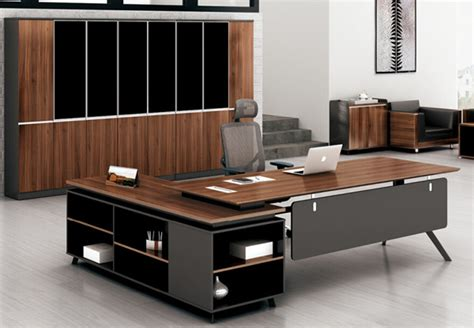 contemporary office furniture stylish government office furniture l shaped wooden office