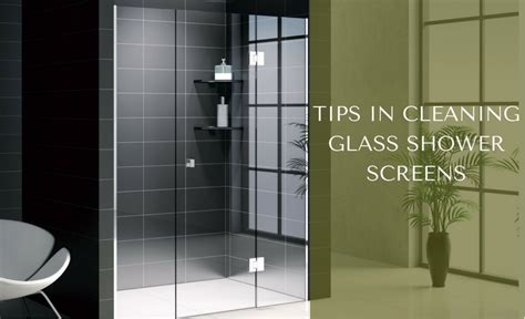 Cleaning Bathroom Glass Shower Doors Tips Is Cleaning Glass Shower Screens Vista Bathware
