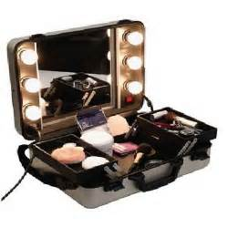 Makeup Vanity Box With Lights Cosmetic Cases Makeupwithshan
