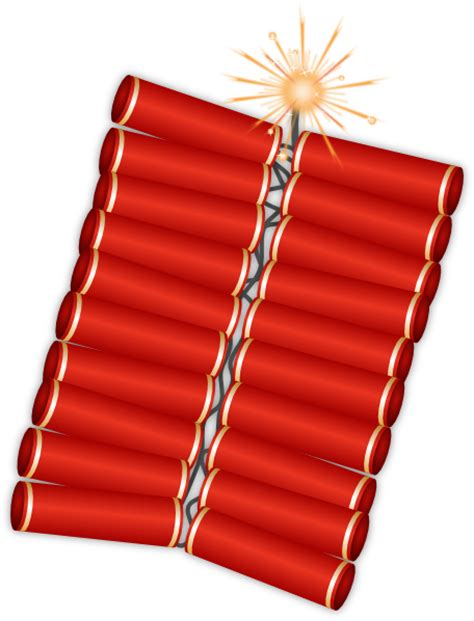new year firecrackers clipart firecrackers clip at clker vector clip
