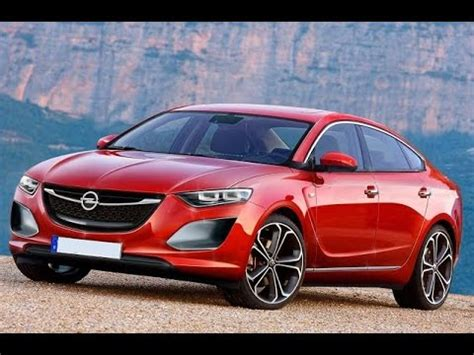 opel insignia 2017 redesign youtube