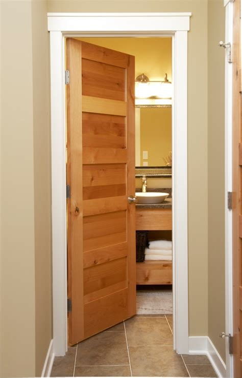 White Wood Interior Doors 5 Panel Mission Style Door Also Exle Of Wood Door With White Trim Home