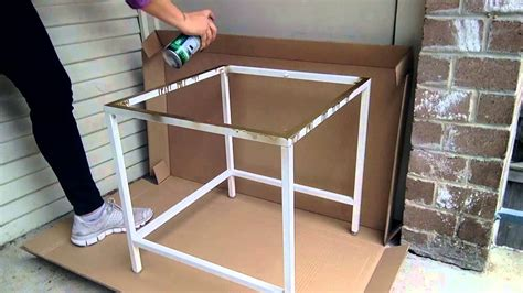 ikea table hack ikea gold coffee table hack