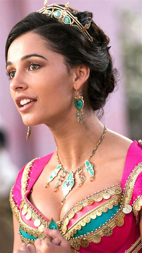naomi scott  princess jasmine  aladdin  wallpapers