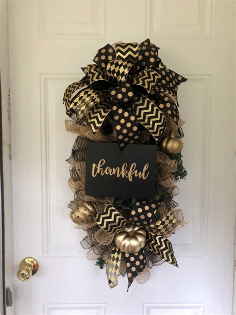 excited  share  item   etsy shop fall wreath