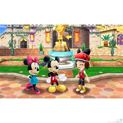 disney world games disney magical world game nintendo world report