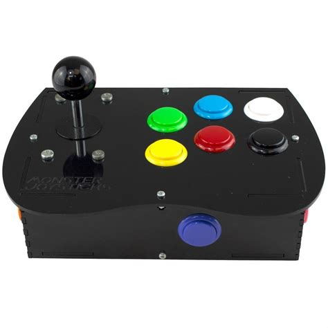 pi arcade kit deluxe arcade controller kit for pi classic