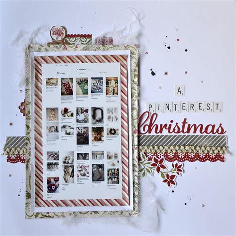 layout scrapbook pinterest layout a pinterest christmas my creative scrapbook