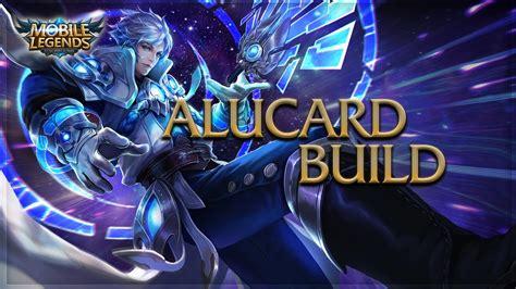 wallpaper alucard mobile legend mobile legends alucard unstoppable build youtube