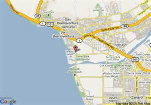 harbor city california map inn express hotel suites ventura harbor ventura