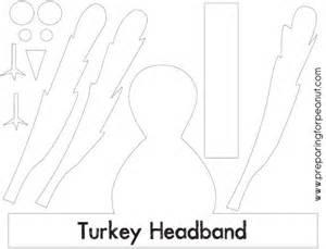 gallery turkey hat craft template