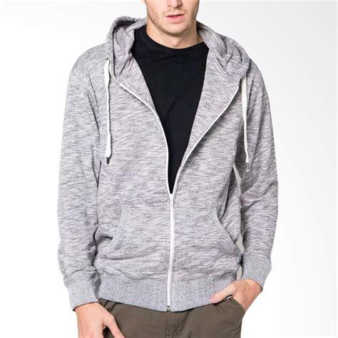 Jaket Sweater Polos Kualitas Ekspor Ajp jual vm hoodie sweater soft grey jaket harga kualitas terjamin blibli