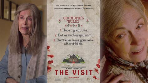 The Visit the visit 2015 review goofy as hell but