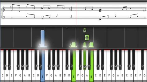 tutorial piano bella s lullaby quot river flows in you quot piano tutorial synthesia yiruma