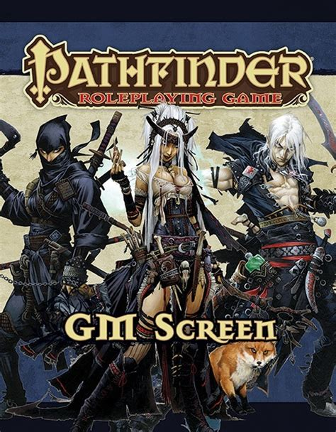pathfinder roleplaying ultimate wilderness books paizo pathfinder roleplaying gm screen