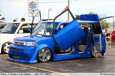 scion cube custom awesome pimped out cars clickker