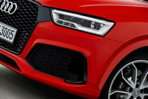 Auto Lichtinger by Audi Rs Q3 Und Audi Q3 Facelift Im Test Autogef 252 Hl