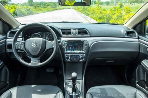 car upholstery philippines philippine spec 2016 suzuki ciaz prices details revealed