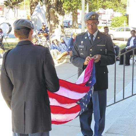 Anson County Records Anson Record Anson County Celebrates Veterans Day
