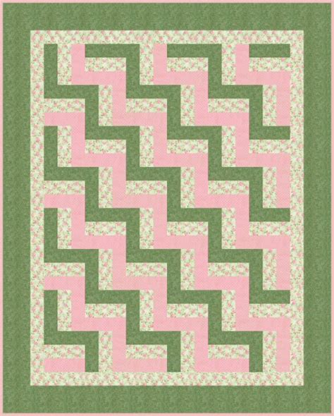 Basic Quilt Designs by Easy Beginner Patterns