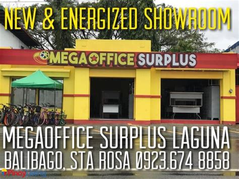megaoffice surplus santa rosa laguna pinoy listing philippines business directory