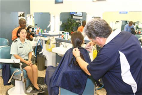 citadel female haircut assistant admissions director daughter cut hair for locks