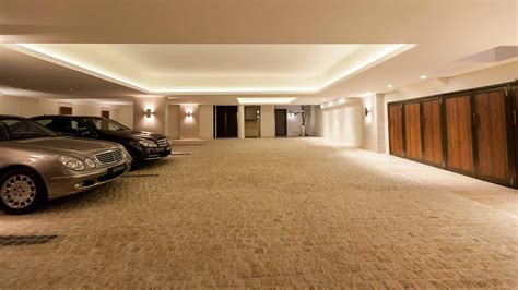 luxury garage design claire rendall