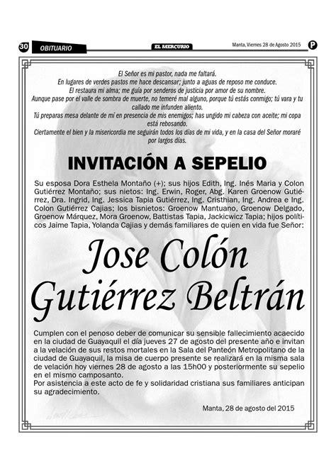 Viernes 28 de agosto del 2015 by Diario El mercurio - Issuu