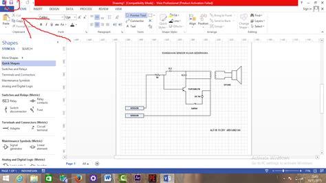membuat class diagram dengan visio cara membuat diagram alir data dengan visio image