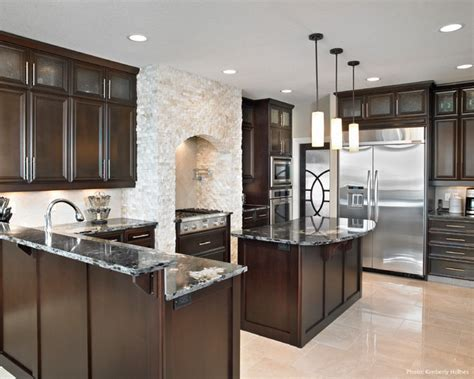 upscale kitchen cabinets houzz home design decorating and renovation ideas and