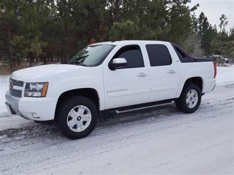 2007 Chevrolet Avalanche Parts 17 Best Ideas About Chevy Avalanche On