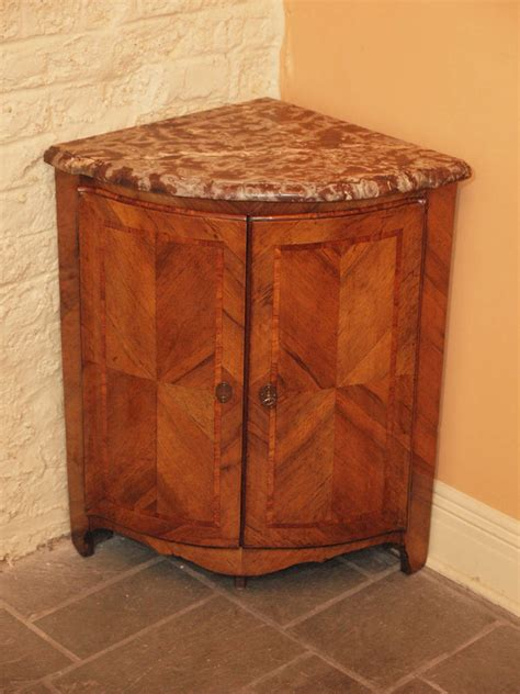pair antique corner cabinet for sale at 1stdibs