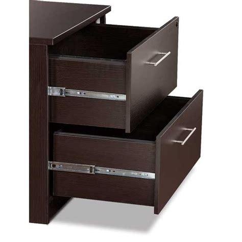 espresso lateral file cabinet espresso lateral file cabinet esplf jesper office afw