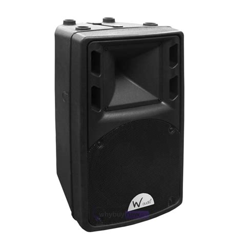 W Audio Active Speakers by W Audio Dsr 10a Active Speaker