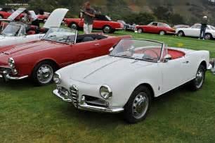 1962 Alfa Romeo 1962 Alfa Romeo Giulietta Spider Images Photo 62 Alfa