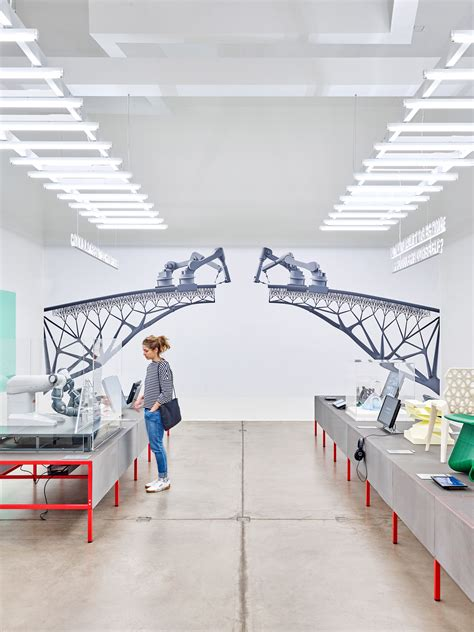 exhibition layout design hello robot exhibition explores our mixed feelings for