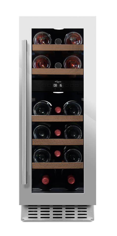 mquv 233 e built in wine cooler winecave 30d stainless w
