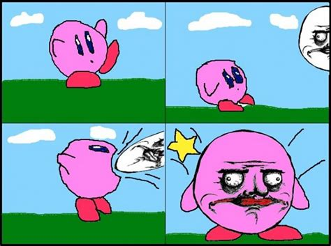 Kirby Memes - kirby pictures and jokes games funny pictures best