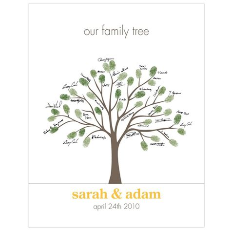 printable family tree guest book lovli day archives london cornwall wedding