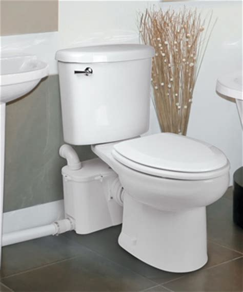 toilets with pumps for basements toilets for basements smalltowndjs