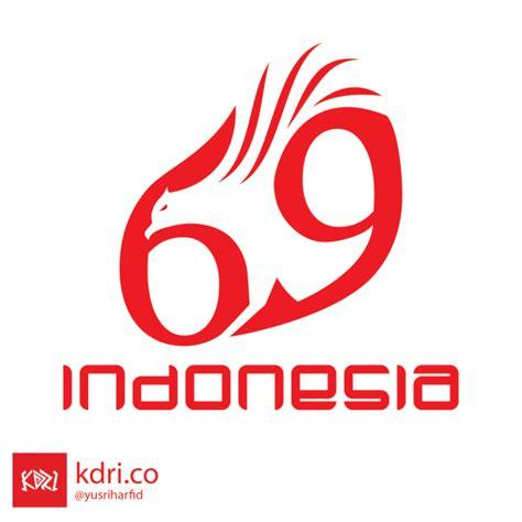 Hut Ri 69 logo hut ri ke 69 image logo hut ri ke 69