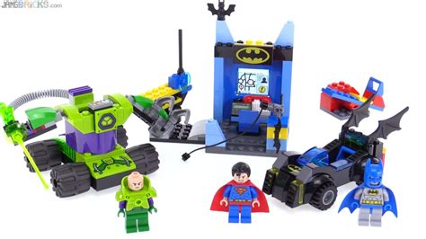 Lego Superman Vs Batman lego juniors batman superman vs luthor review 10724